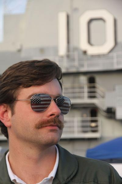Top Gun Party on the Yorktown postponed to next week due to rain