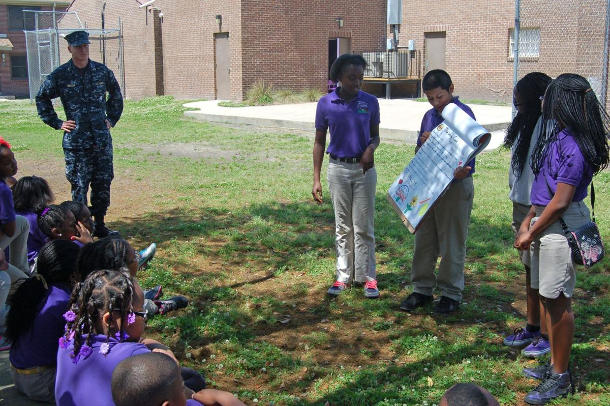 Positive feedback Citadel mentors young students with SMART Strengths