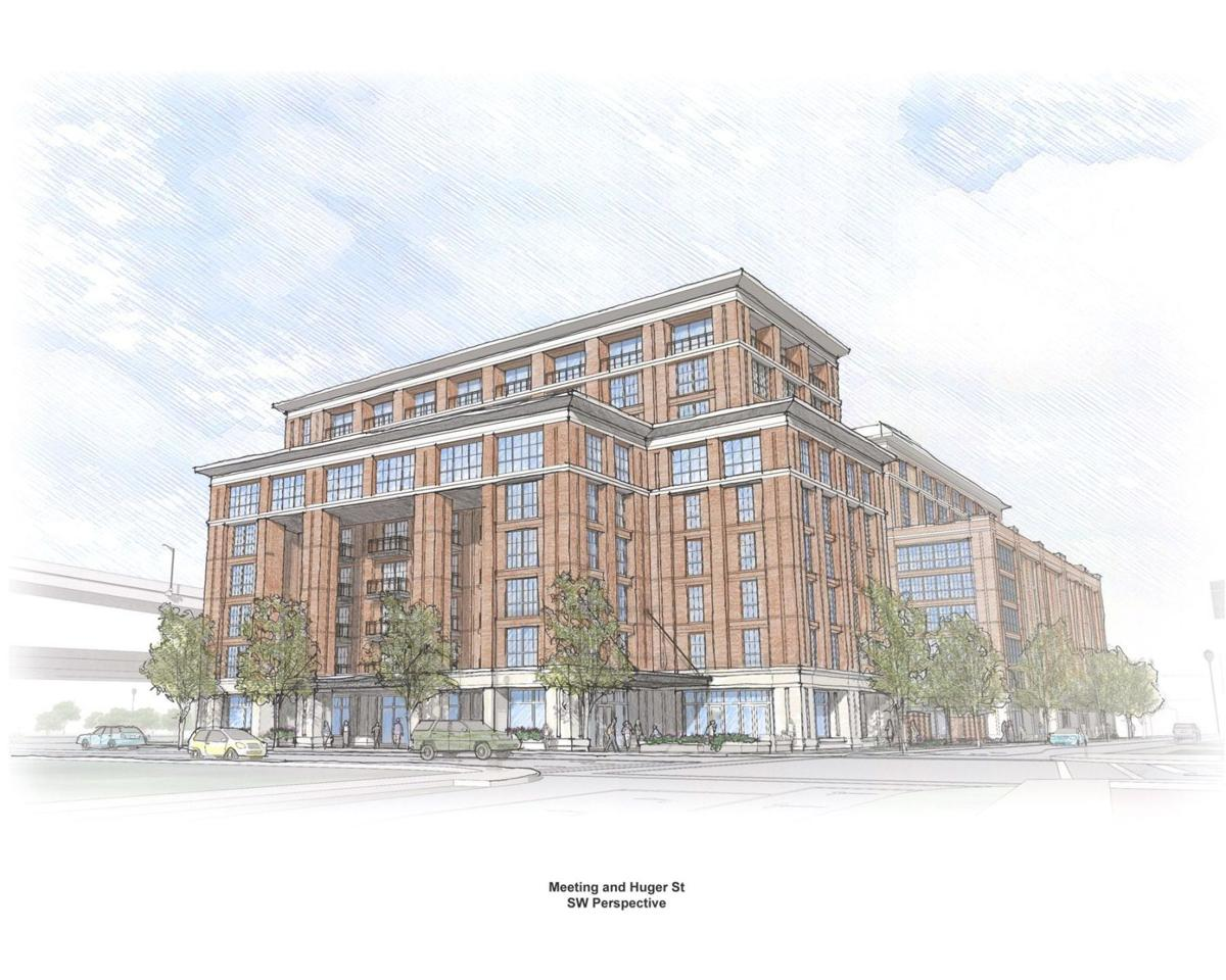 2nd dual-flagged hotel project to open in Charleston