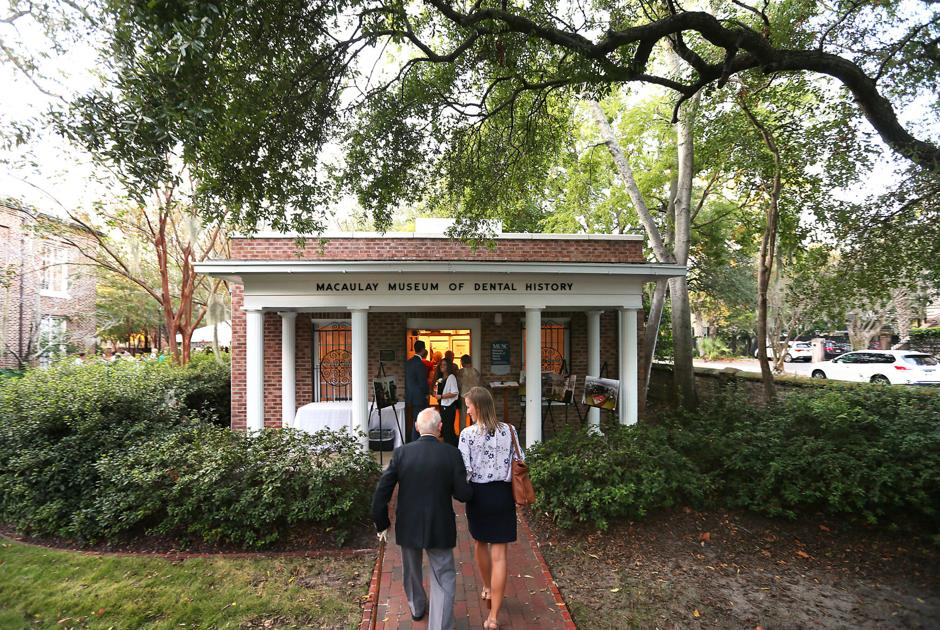 Newly re-opened dentistry museum on MUSC's campus celebrates life of Dr. Neill Macaulay