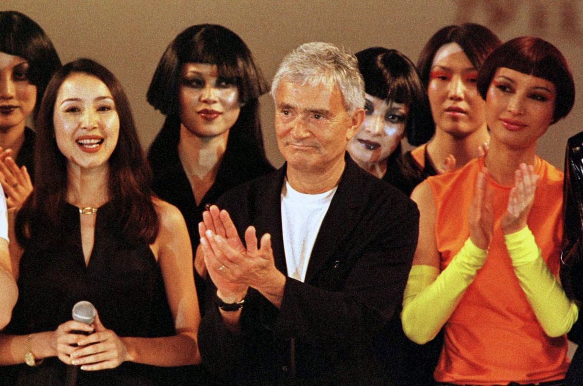 Hairstylist, product guru Sassoon dies at 84