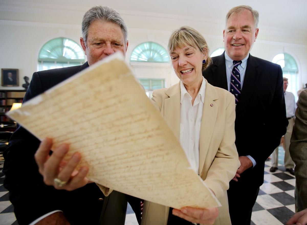 John Paul Jones' Navy letters offer insight centuries later