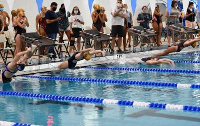 AR shines during first swim meet in new aquatics center (copy)