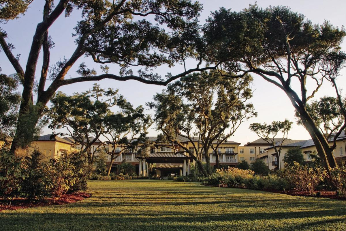 Forbes says Kiawah\'s The Sanctuary is the top hotel in South ...