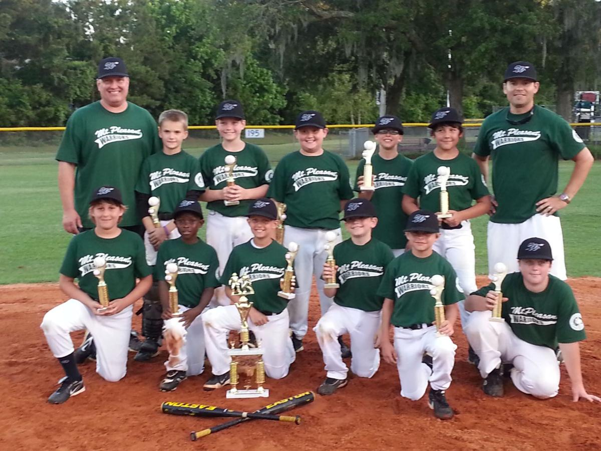 Mt. Pleasant Warriors win tourney