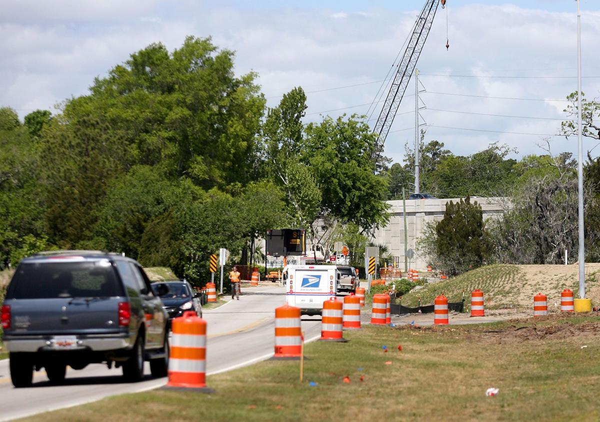 Bridge widening project begins