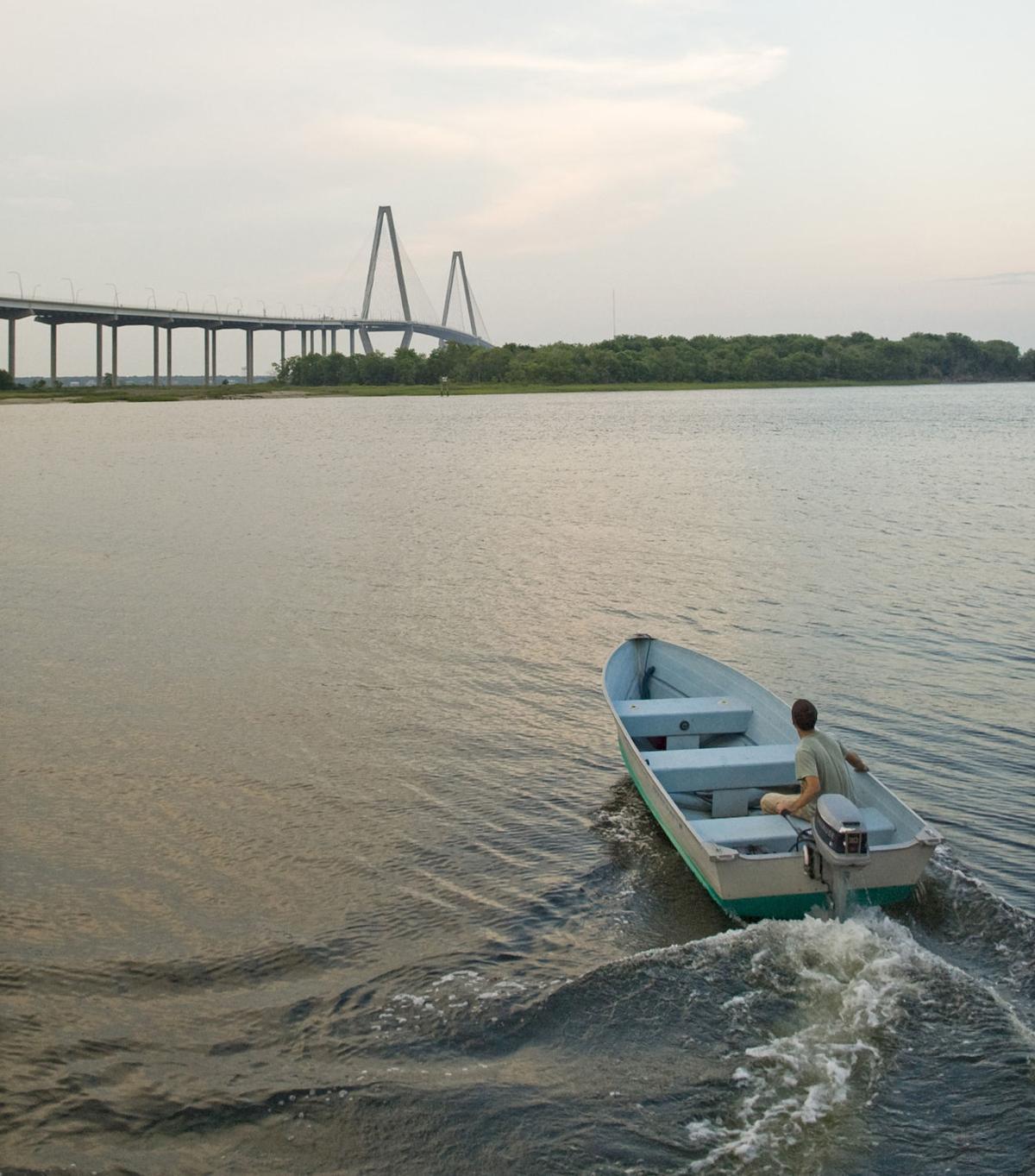 Charleston Waterkeeper creating database to track Charleston Harbor estuary polluters