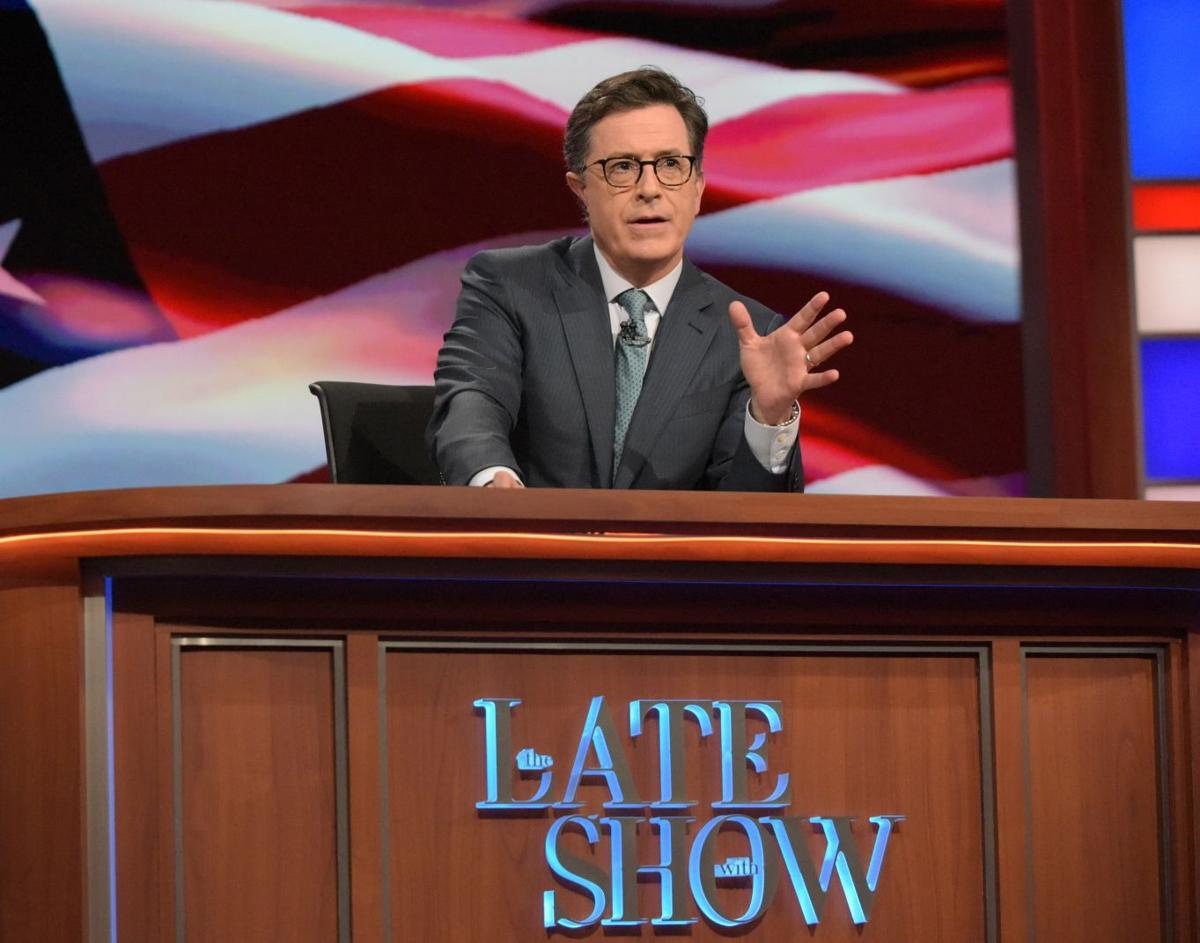 Lawyers argue if Colbert can be Colbert