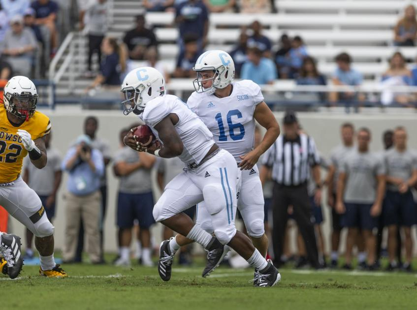 Georgia Tech flips the option script on The Citadel