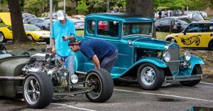 Car Show calendar - Charleston Scene