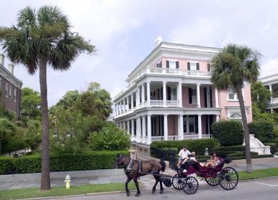 Charleston No. 1 S.C. city