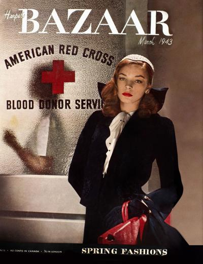 The fashion world looks back on Lauren Bacall