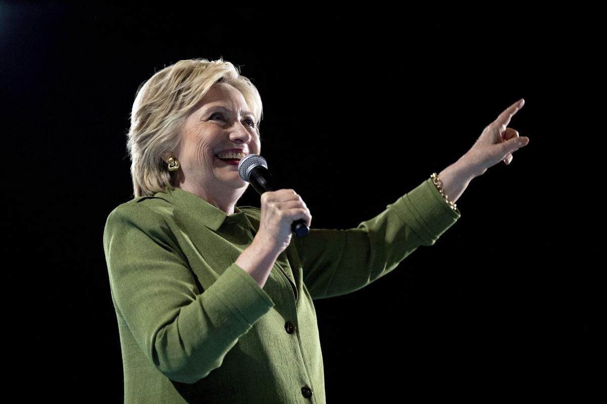 History-making Hillary wins one for feminists of the past