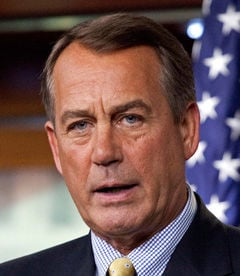 Boehner faces challenging 2012
