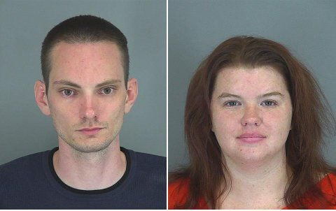 Spartanburg County couple accused of keeping toddlers within reach of loaded guns in filthy house