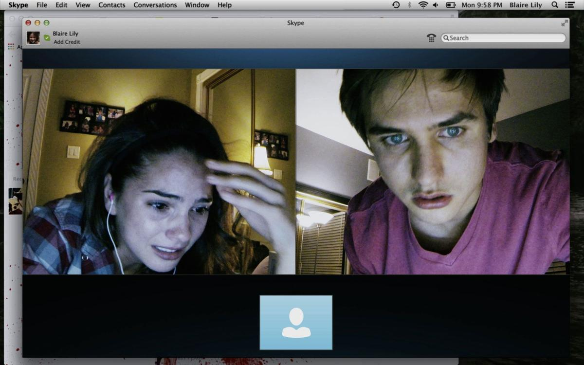 'Unfriended' Horror unfolds on a desktop screen in suspense thriller
