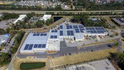 Hubner Manufacturing solar
