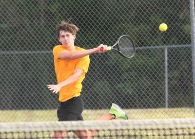 Dimuzio heads boys' tennis all-region list