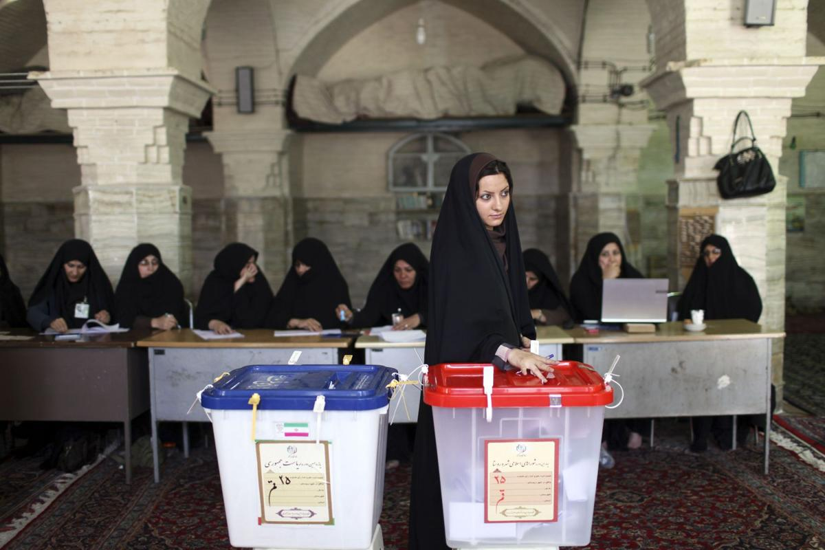 Iran's battered reformers seek election win