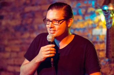 Dusty Slay, former Charleston comedian finding success in Nashville, returns to perform at Theatre 99