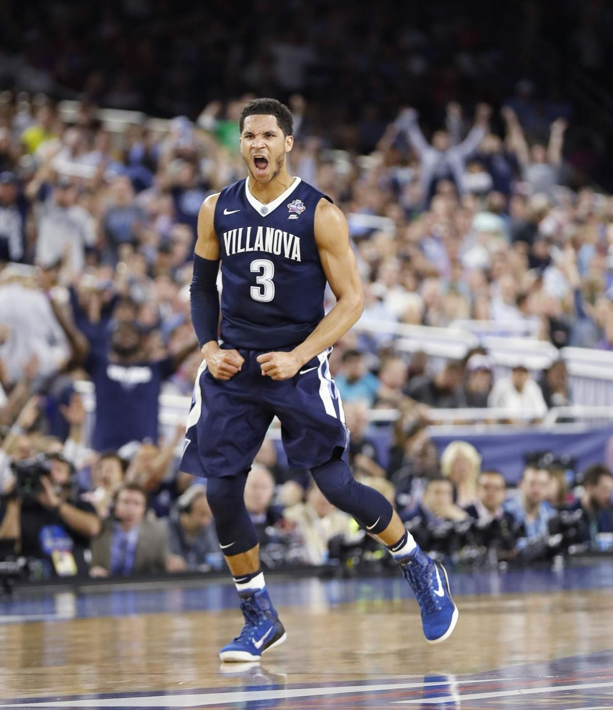 Villanova advances to third title game after rout of Oklahoma