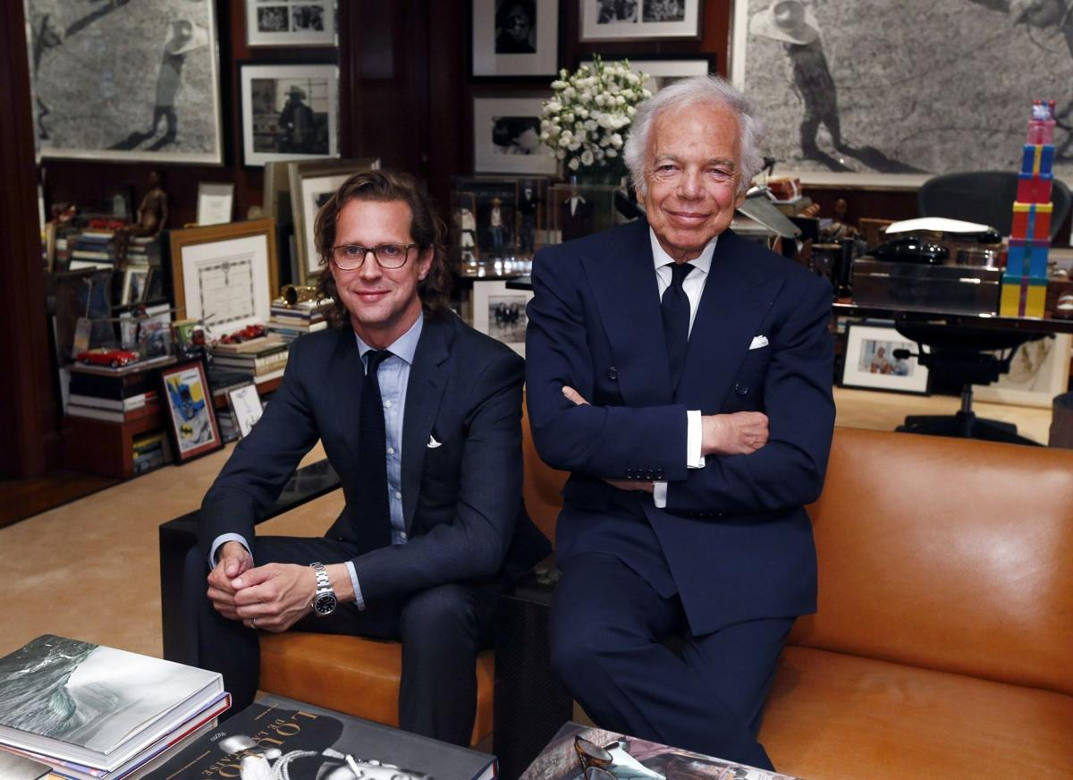 Ralph Lauren to step down as CEO, Larsson named successor