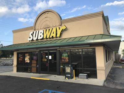 Subway on Rivers Avenue in North Charleston closed