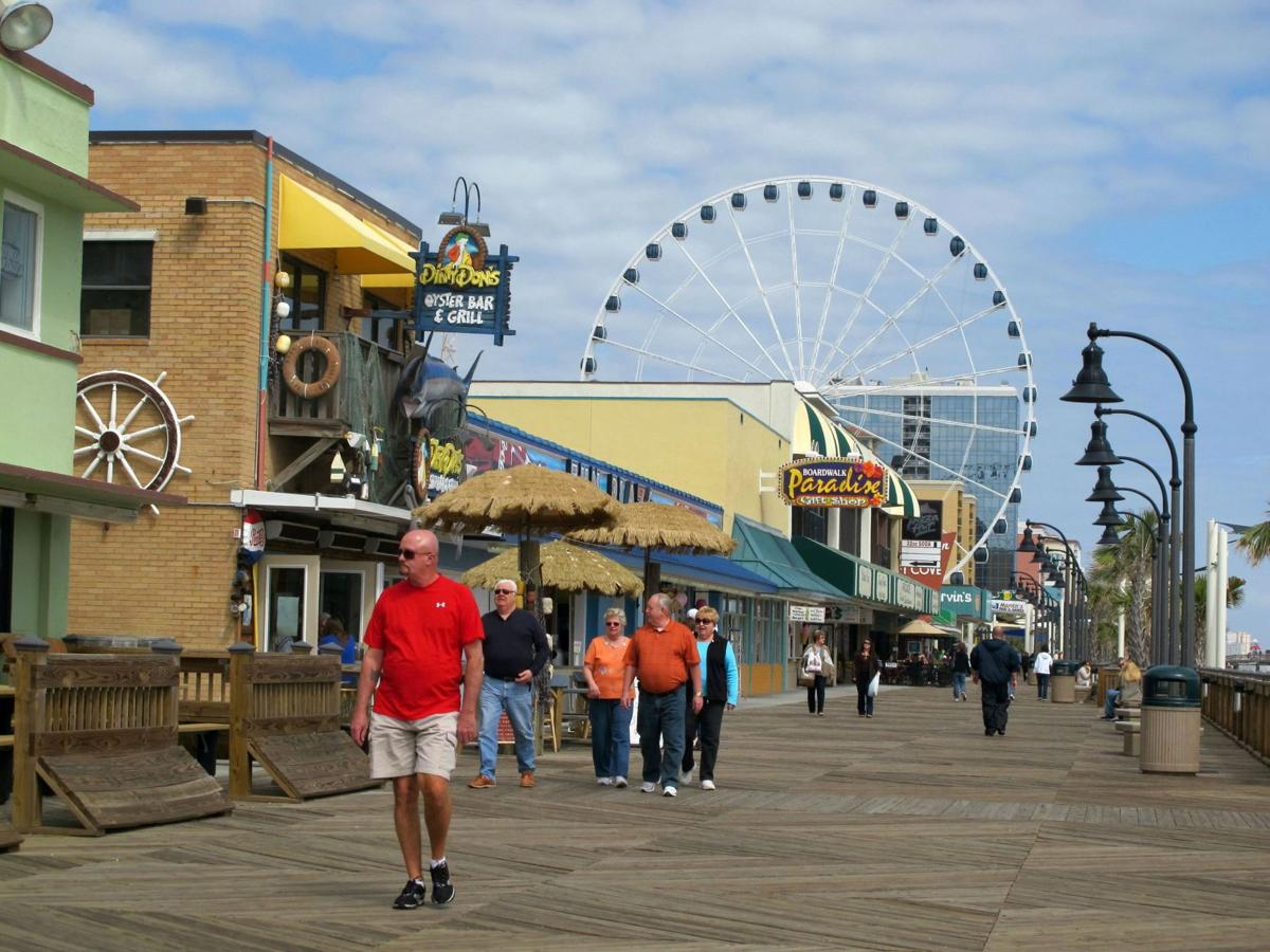 Myrtle Beach campaign aimed at fall visitors