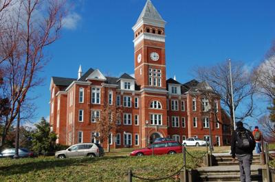 Tillman Hall at Clemson University (copy)