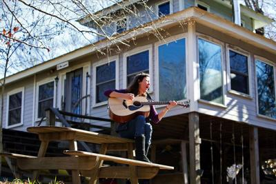 Off the beaten path Eddie White, Danielle Howle of Awendaw Green take music to the swamp
