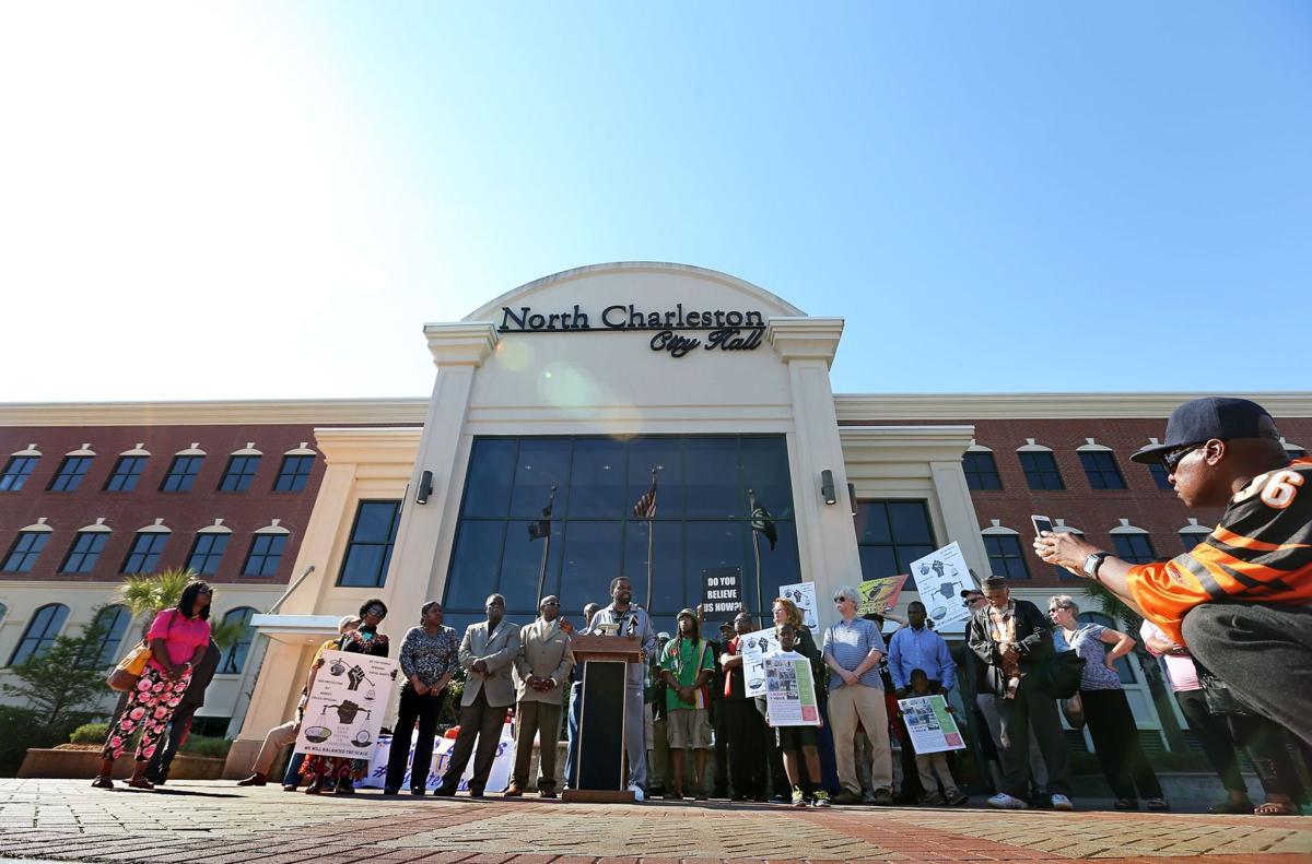 Mayor, councilmen face challengers in N. Charleston race