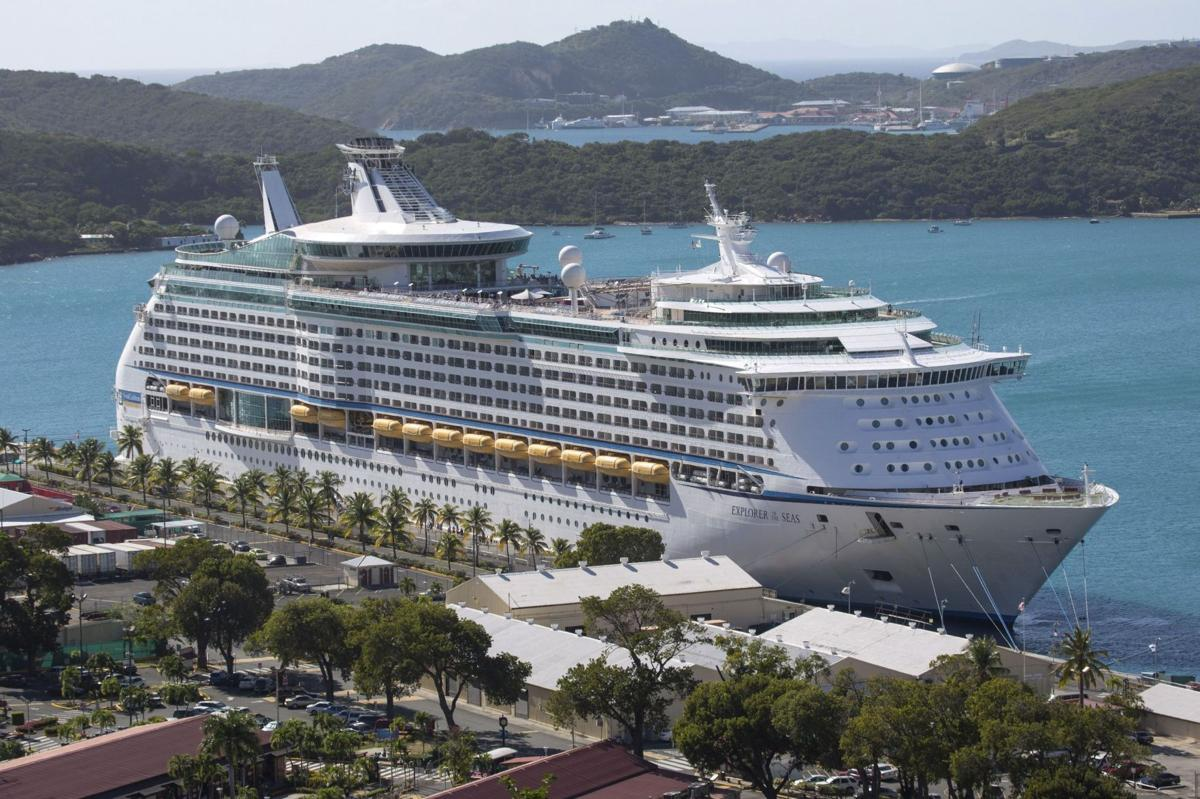 Cruise ship arrives back in New Jersey after 700 fall ill