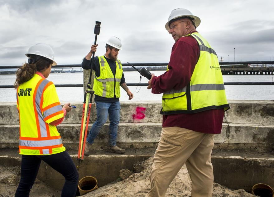 The latest on Charleston flooding infrastructure projects after...