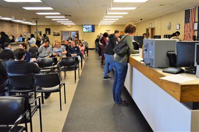 What is DMV's tag renewal fee