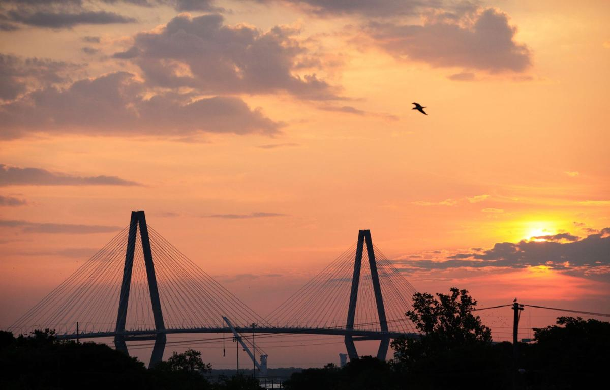 Sunny with a high near 80 is weekend forecast for Charleston area