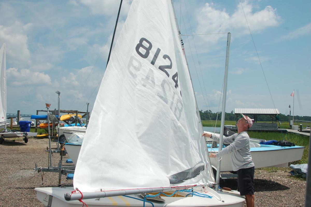 Hobcaw regatta