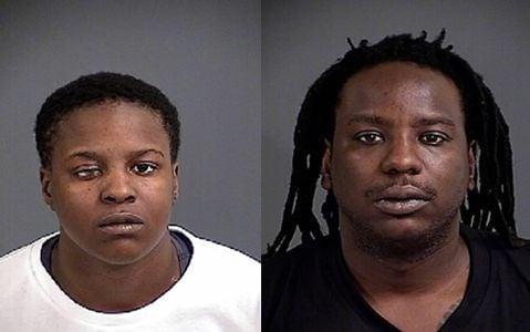 Charleston police searching for two wanted on drug distribution charges