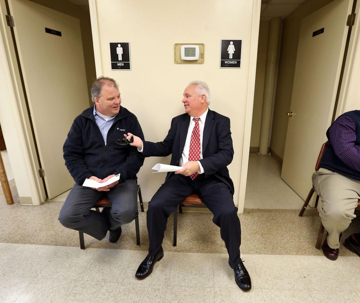 It's official: Lewis to face Adams in Berkeley County sheriff's primary runoff