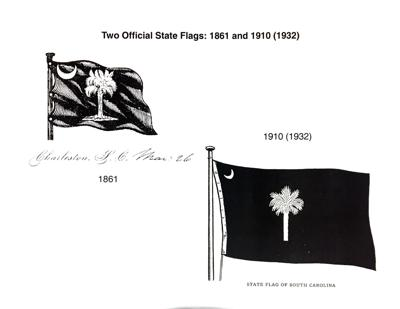 Panel Could Develop Standard Design For South Carolinas State Flag