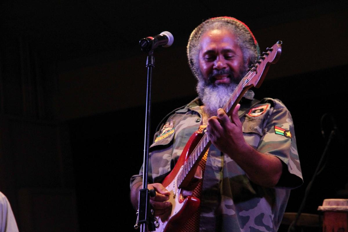 Reggae Nights launches at the James Island County Park this weekend