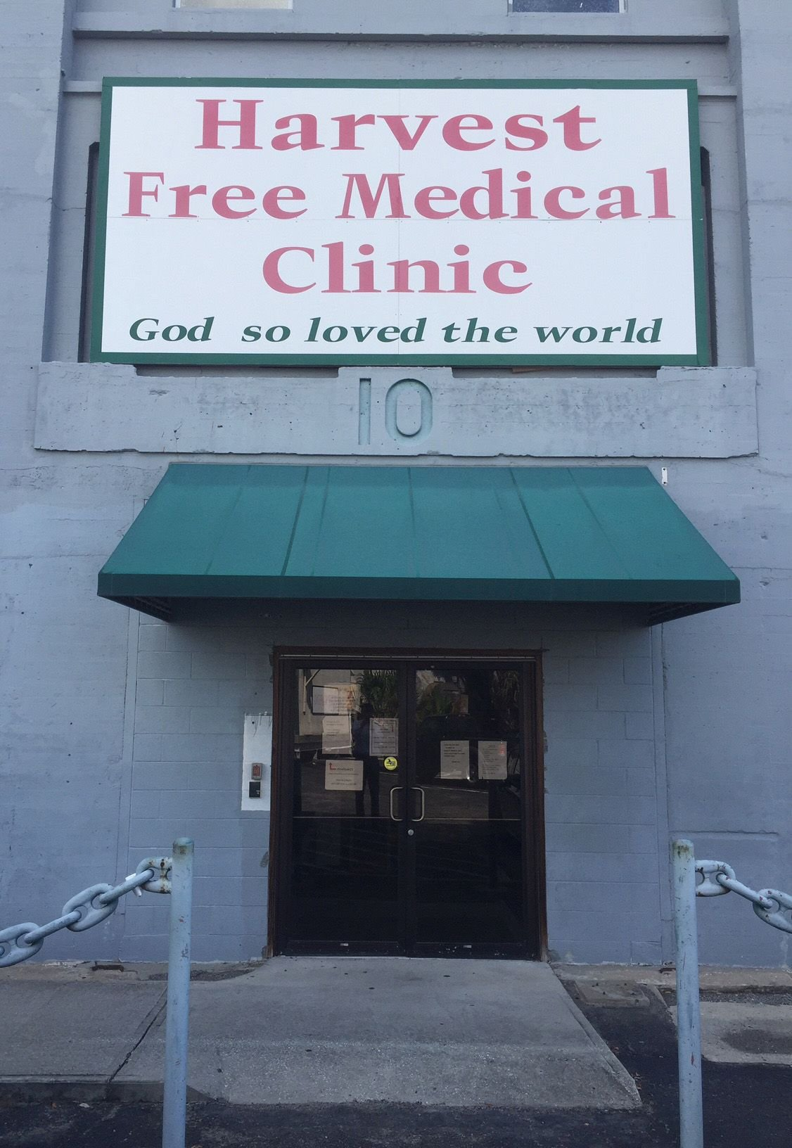 Free clinic provides much-needed care to community