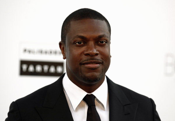 Q&A with Chris Tucker, on his comic roots