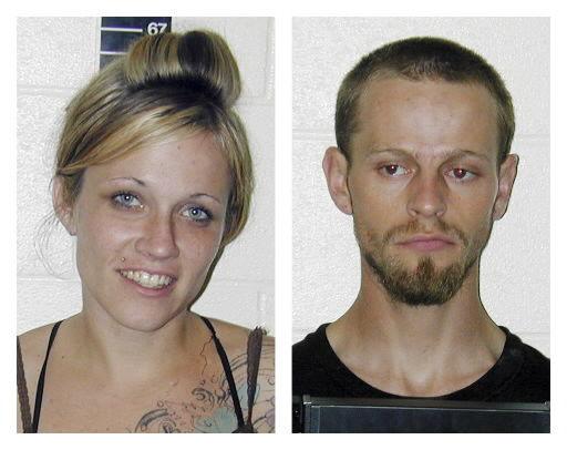 Rancher's eagle eye ends Utah-Nevada crime spree
