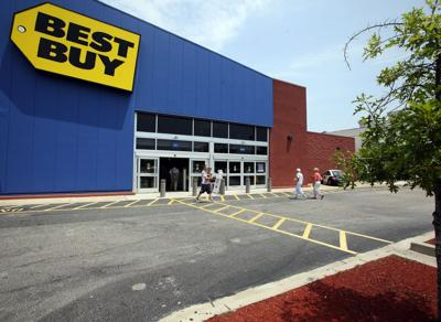 Best Buy hires Carlson's Joly as new CEO
