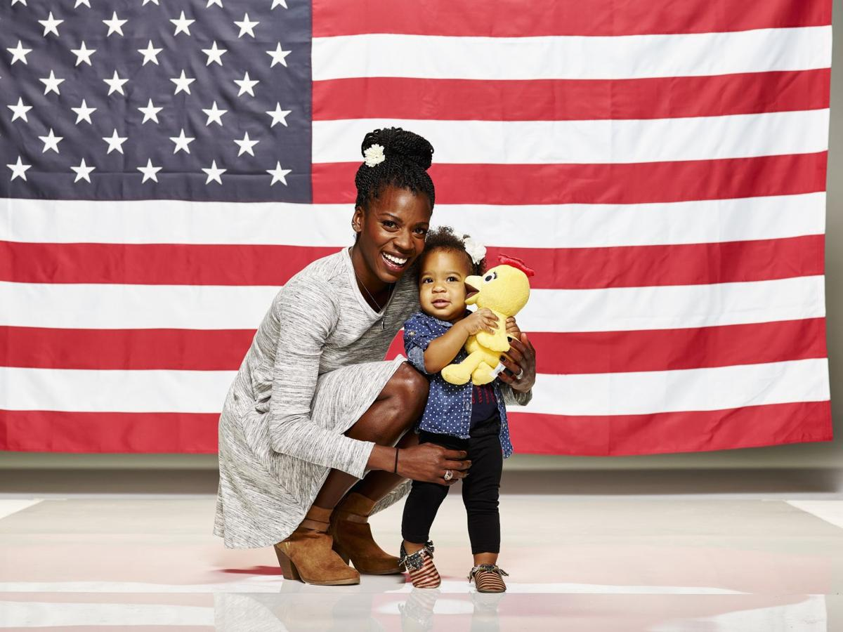 Three elite athletes talk Olympics and motherhood