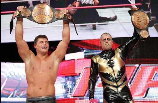 Tag-team wrestling captures spotlight for a night
