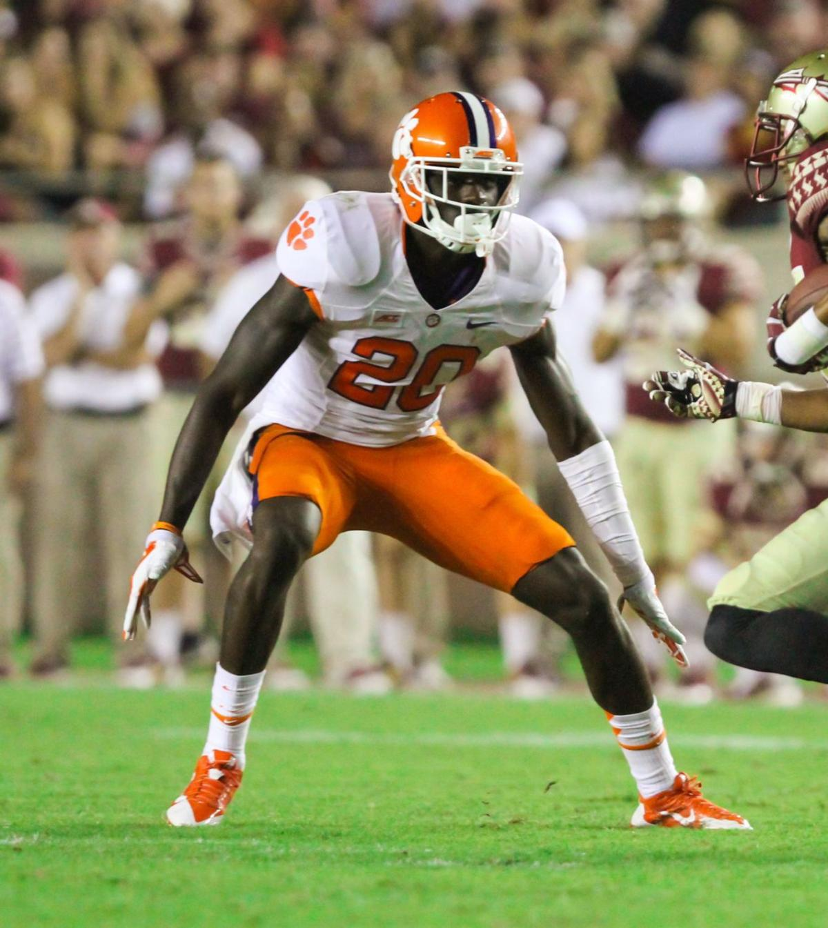 Time for Clemson's Kearse to become a wily veteran