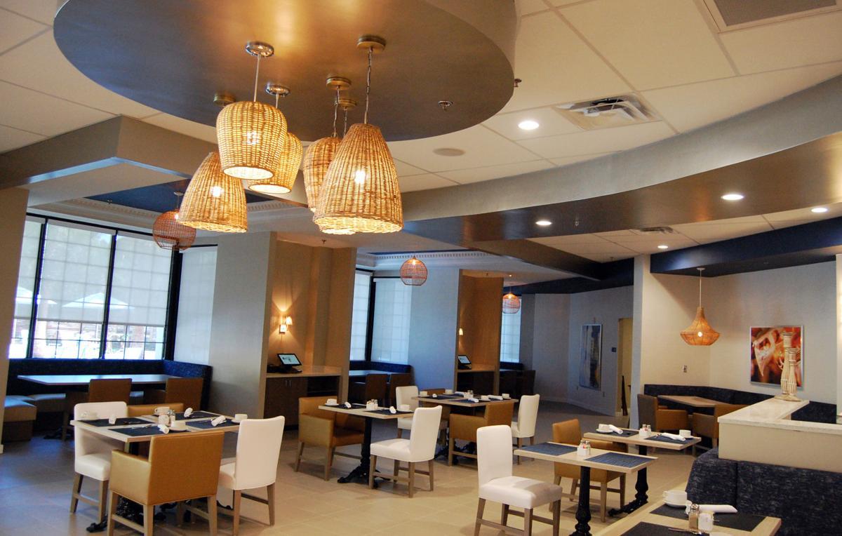 Hotel Indigo restaurant