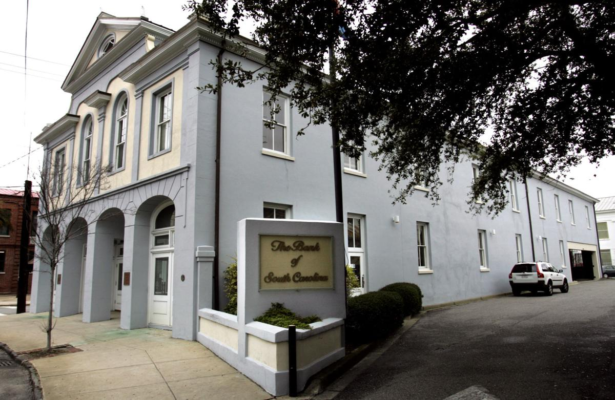 Charleston's Bank of South Carolina to pay cash dividend