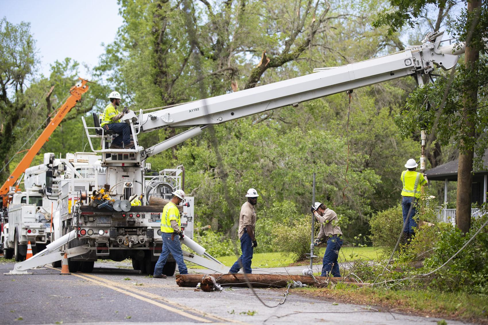 POST AND COURIER – Demand for electricity in SC drops during pandemic and economic slowdown